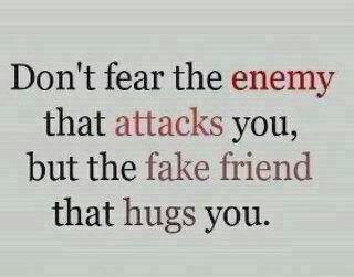Best Friendship Quotes Beware Of Fake Friends They Are All Around