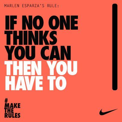 Best Quotes About Success Nike Women Maketherules Home Yoga Eat