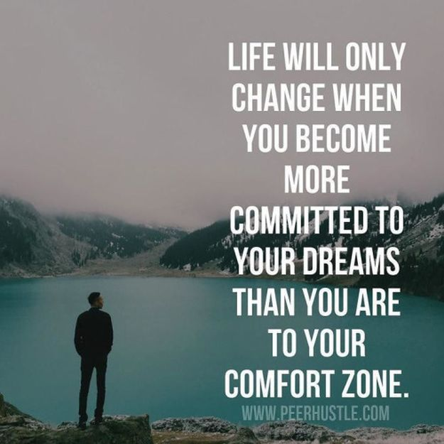 Life Inspiring Quotes Beauteous Life  Be Committed To Your Dreams  20 Inspirational Quotes About