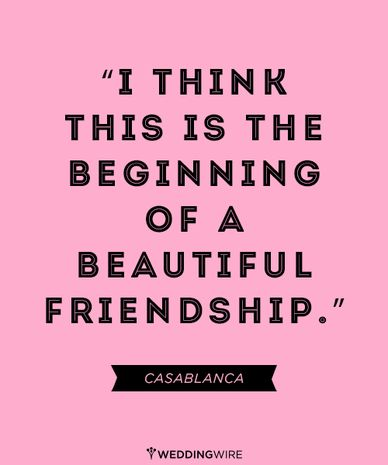 Bridesmaids Quotes Fascinating Love Quote 48 Quotes That Are Perfect For You And Your Bridesmaids