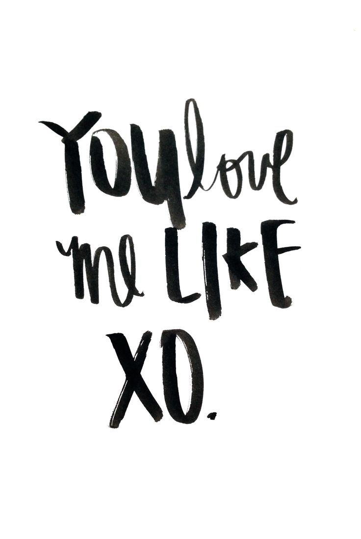 I Love You Like Xo Quotes : Love quote : Beyonce love lyrics -