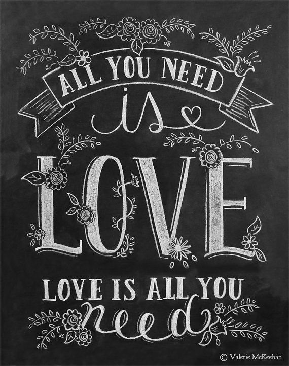 love quote love quote idea all you need is love love is all you need court. Black Bedroom Furniture Sets. Home Design Ideas
