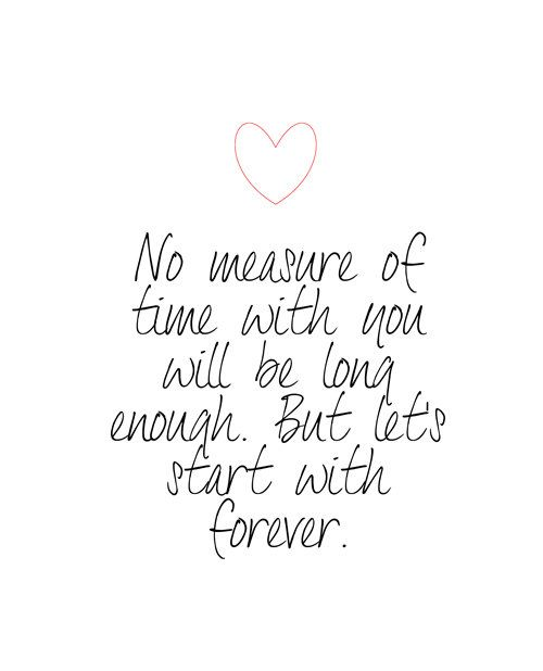 """No Measure Of Time With"