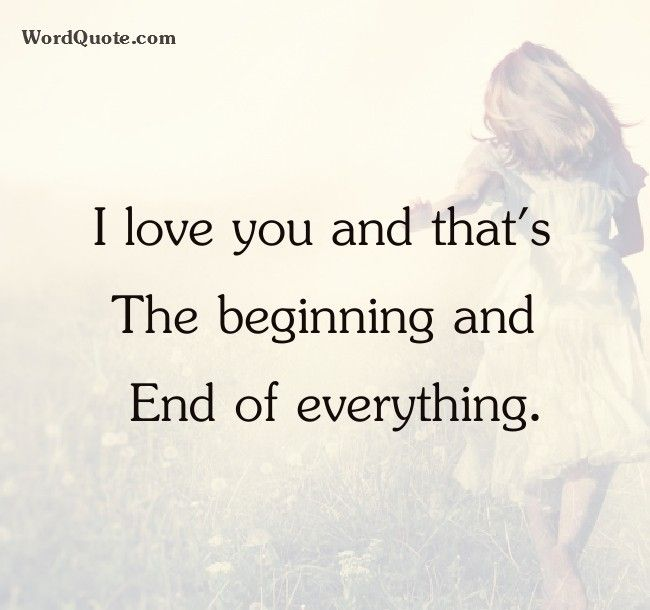 As The Quote Says Description The Best Love Quotes For Her Word