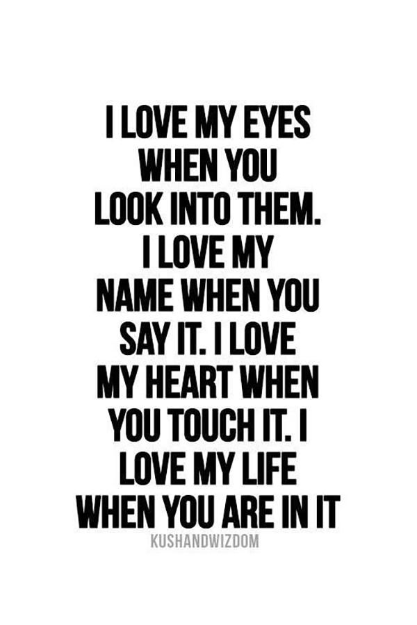 Quote On Love Adorable Love  These 15 Love Quotes For Him Will Prove Your Perfect Love