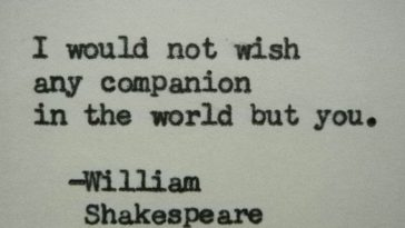 wm 2017 quote