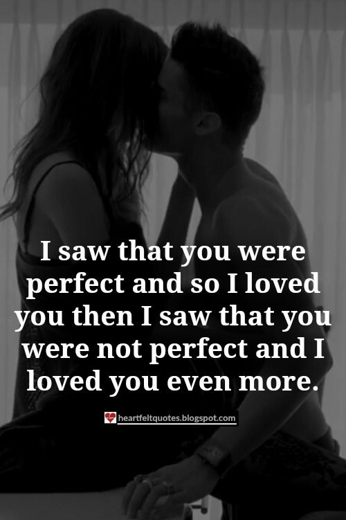 Love : Romantic Love Quotes and Love Message for him or for