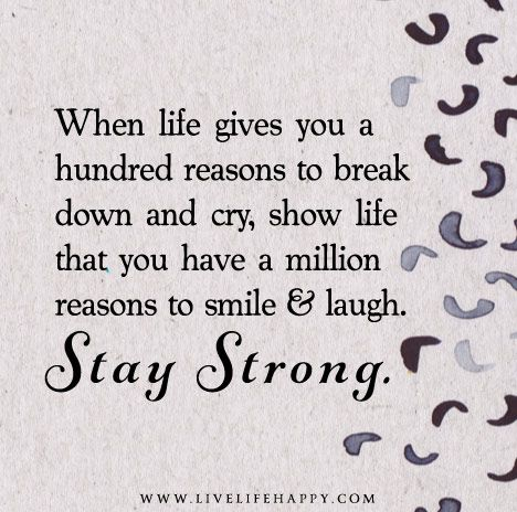 Best Quotes About Strength Live Life Happy The Best Quotes To