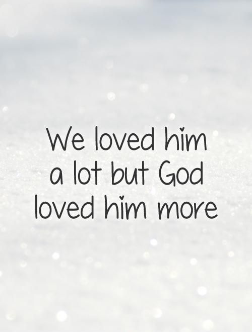 Love : quotes about the death of a child | Loss Of A Child ...