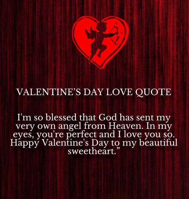 Love Happy Valentine's Day Love Quotes for Her Wife Girlfriend Adorable Valentines Day Love Quotes For Her