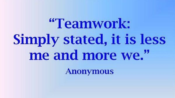 47 inspirational teamwork quotes and sayings with images