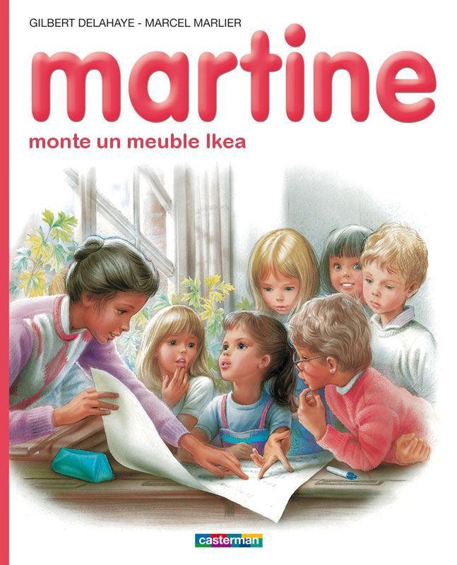 Best humor quotes martine monte un meuble ik a www for Meuble audio ikea