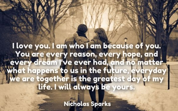 love unique love quotes for her him with images
