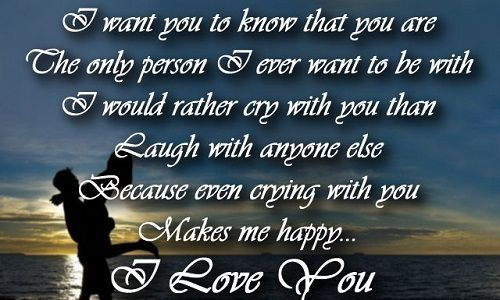 Love You Make Me Happy Love Quotes For Her Quotesstorycom