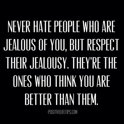 Quotes About Jealous People Delectable Jealousy Quotes  Jealousysuch An Awful Thing To Have But