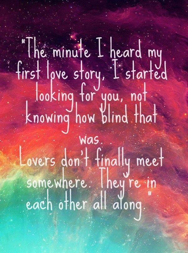 love first love quotes for her