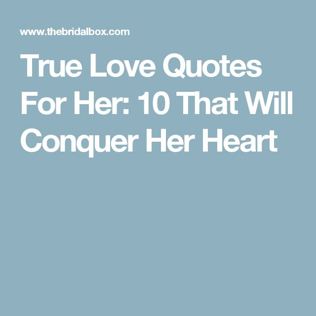 True Love Sayings For Her | www.imgkid.com - The Image Kid ...