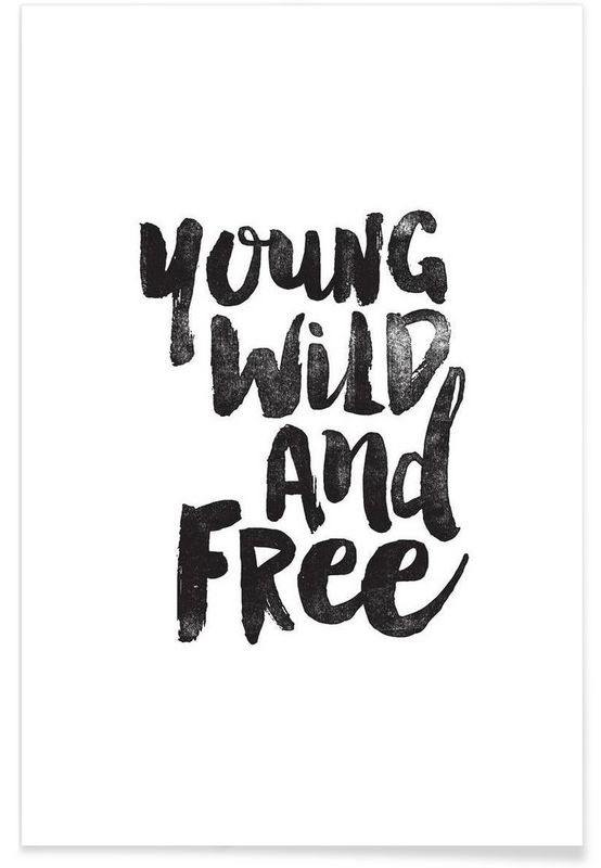 Young Wild And Free en...