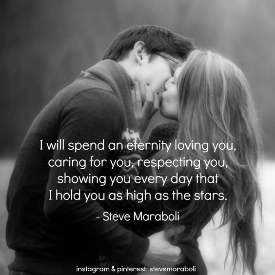 Love I Will Spend Eternity Loving You Quotesstorycom Leading