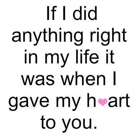 Love : Love Quotes For Her: Express your love with these romantic and cute lo...