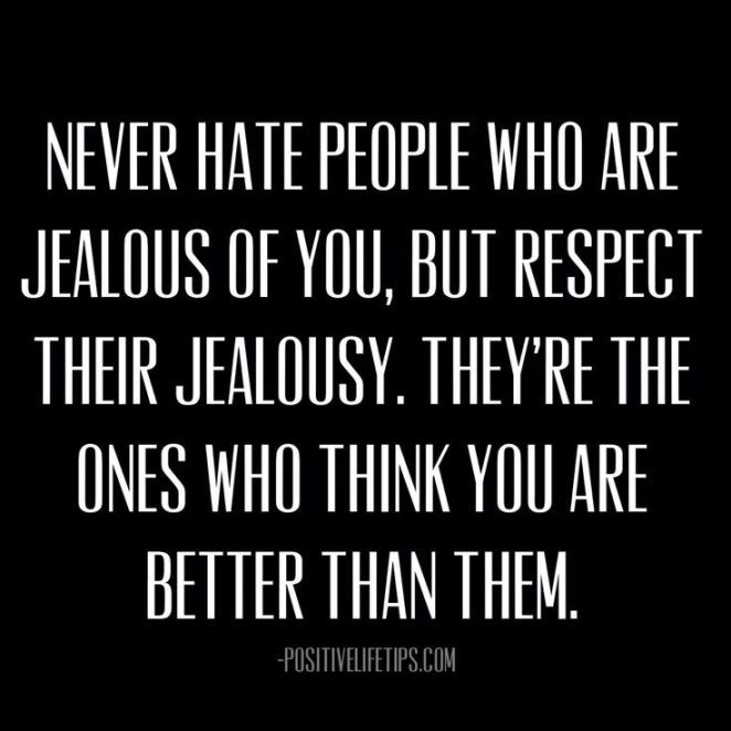 Quotes About Jealousy Quotes About Jealousy Positivelifetips