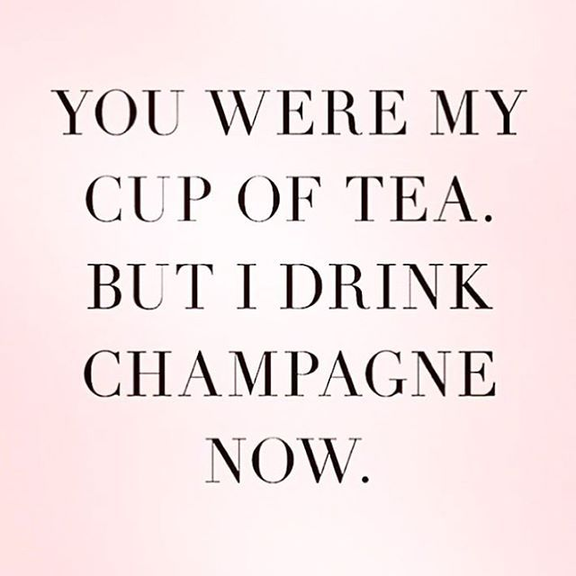 Soulmate Quotes : Champagne always wins. KK Bloom Boutique ...