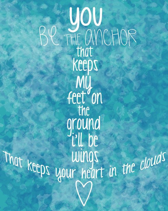 Soulmate Quotes Here Is A Link To The Super Cute Anchor Quote That
