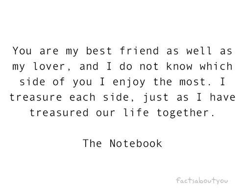As The Quote Says U2013 Description. Lover U0026 Best Friend ❤