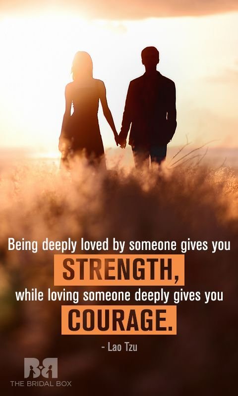 Deep dating quotes