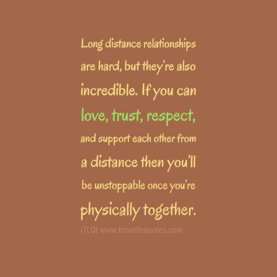 Love Love Quotes For Her Long Distance Relationships