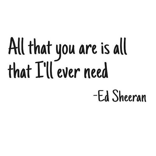 "Quote Love Endearing Love Quote  Love Quote  ""all That You Are Is All That I'll Ever"