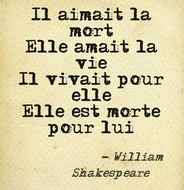 Story Pieces Of Best Marriage Advice Ever Collected Over Years: Love : Il Aimait La Mort. Elle Aimait La Vie. Il Vivait