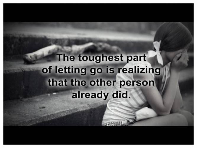 As The Quote Says U2013 Description. Depressing Love ...