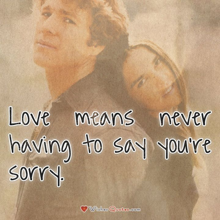 Love The Best Love Quotes From The Most Romantic Movies