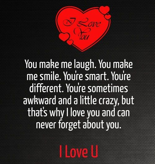Love You Make Me Laugh Love Quotes For Her Quotesstorycom