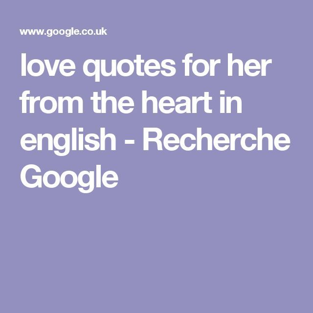 Love : Love Quotes For Her: love quotes for her from the