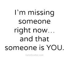 Love Its True When Your Not Around Me It Like My World Has