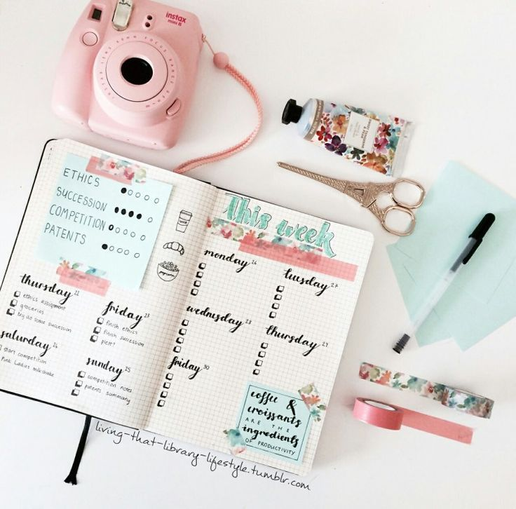 Bullet Journal Ideas 21 Gorgeous Layouts To Inspire You To Get