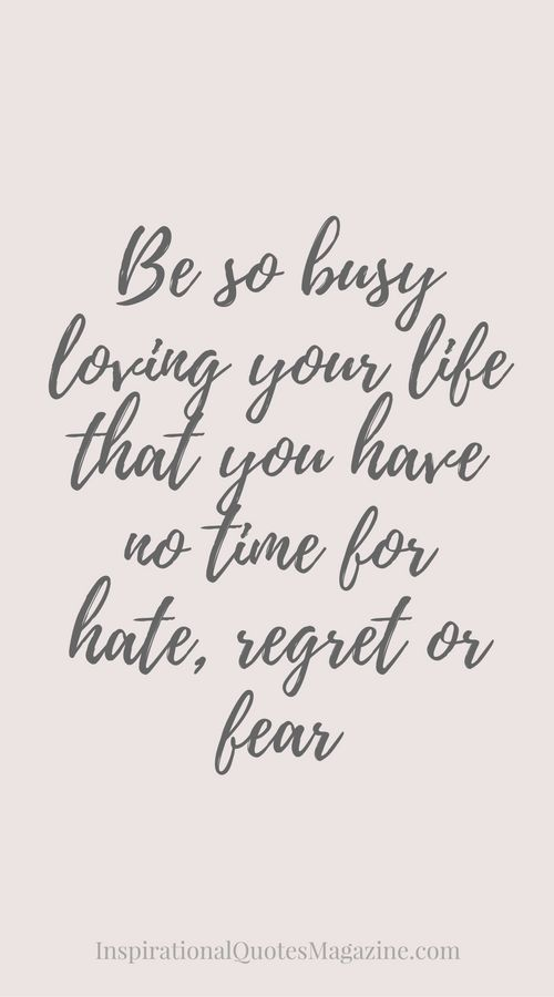 Loving Life Quotes | Inspirational Quote About Life And Relationships Visit Us At