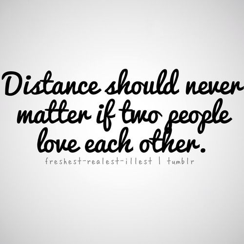 Love Long Distance Relationship Quotes Tumblr Quotesstorycom