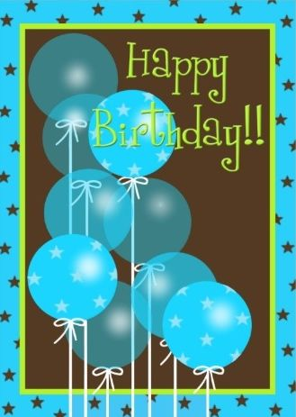 Astounding Best Birthday Quotes Happy Birthday Balloons Man Personalised Birthday Cards Bromeletsinfo