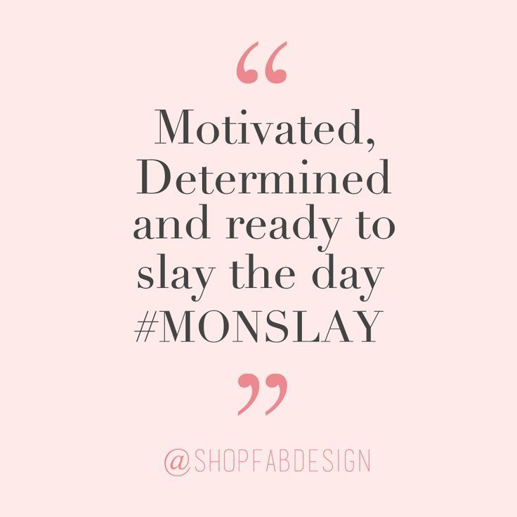 Motivational Quotes : #Inspirational #Monday #Quotes ...
