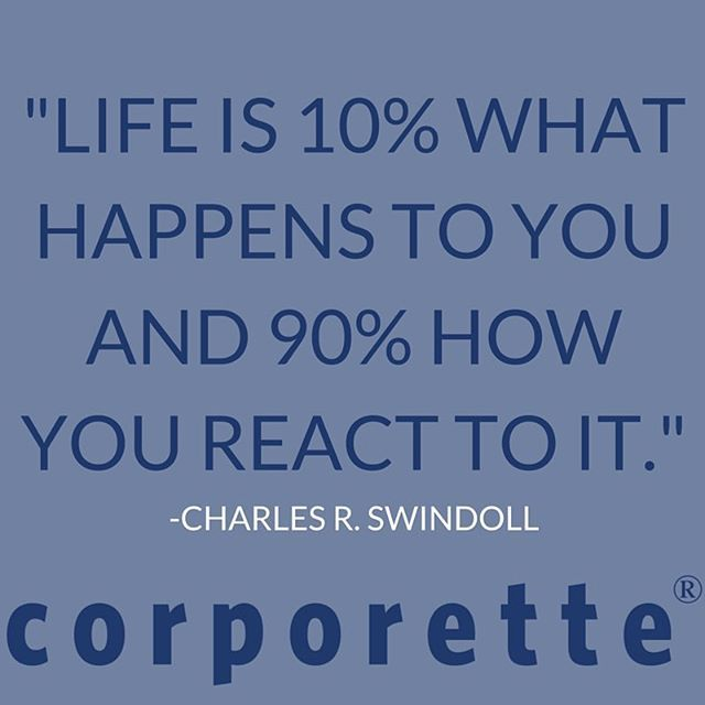 Best Motivational Quotes Life Is 10 What Happens To You And 90