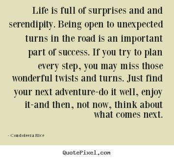 Best Motivational Quotes Life Is Full Of Surprises And And