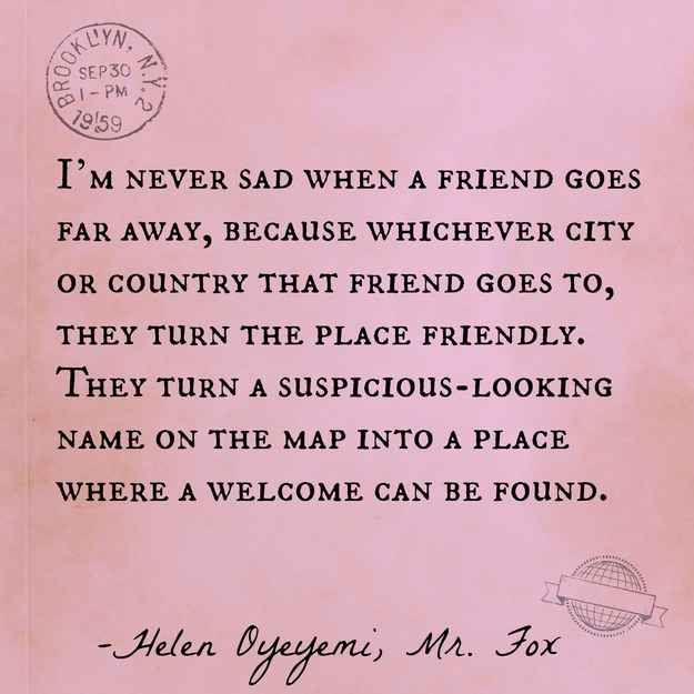 Friendship Quotes 60 Book Quotes That Perfectly Describe New Quote About Distance And Friendship