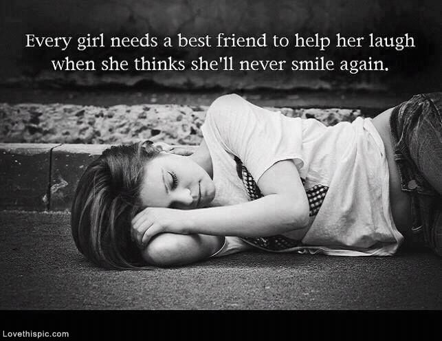 Friendship Quotes Every Girl Needs Friendship Quote Girl Awesome Quotation About Sad Friendship