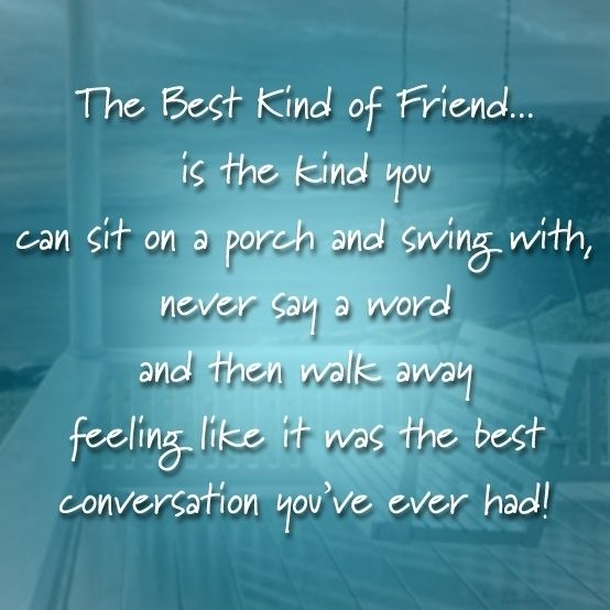 Friendship Quotes The Best Kind Of Friend Pictures Photos And