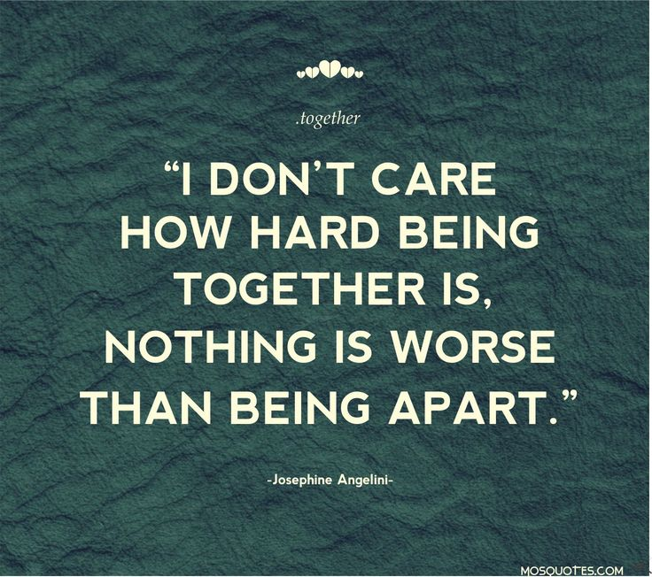 Love : Love quotes for her I don\'t care how hard being ...