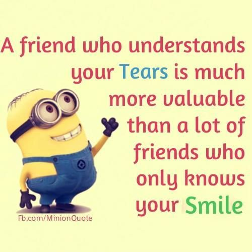 friendship quotes minions best friend quotes repin by at
