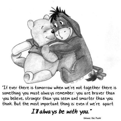 Friendship Quotes : #disney #pooh quote - QuotesStory.com ...